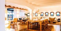 El estudio de interiorismo Conti Cert ha dado una nueva vida a esta típica casa de la Costa Brava. Y sí, es el hotelito de tus sueños.