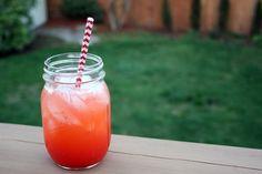 Jalapeno Strawberry Limeade