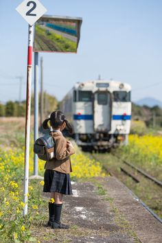 Commuting to school by Tiffa  ~ Everyday Japan