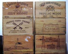 段ボール 棚 diy | 木箱を使ったオシャレ収納棚を ...