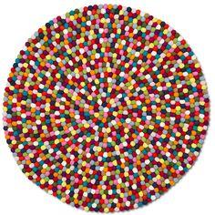 Pinocchio carpet, multi colour