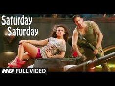 Saturday Saturday | Full Video Song | Varun Dhawan | Alia Butt