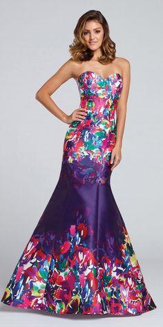 Unique Mermaid Dress Ellie Wilde
