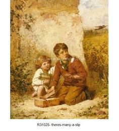 Edwin Thomas Roberts Paintings | Wholesale Oil Painting Reproductions from China