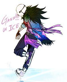 Ganz on ICE by GolzyBlazey.deviantart.com on @DeviantArt