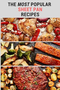10 most popular recipes in our Mealtime app Quick Pasta Recipes, Yummy Chicken Recipes, Quick Easy Meals, Easy Dinner Recipes, Soup Recipes, Yummy Food, Healthy Appetizers, Healthy Breakfast Recipes, Healthy Recipes