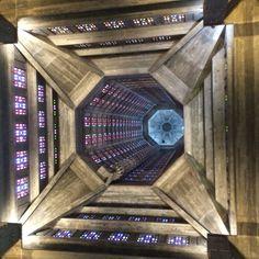 Interieur église Saint Joseph Le havre Architecte Auguste Perret