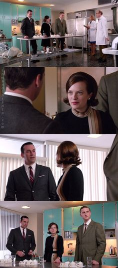 There were some interesting callbacks to earlier episodes and the ghost of Betty Draper loomed large once again. Betty Draper, Don Draper, Mad Men Peggy, Men Tv, Jon Hamm, Mad World, Mad Men Fashion, Snl, Toms