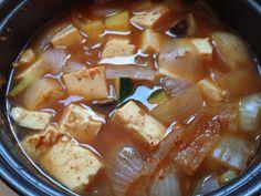 Korean daenjang jjigae