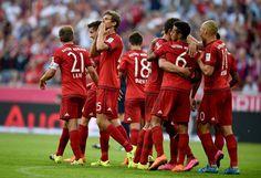 Champions League Bayern Munich vs Atletico Madrid, 2h45 ngày 07/12