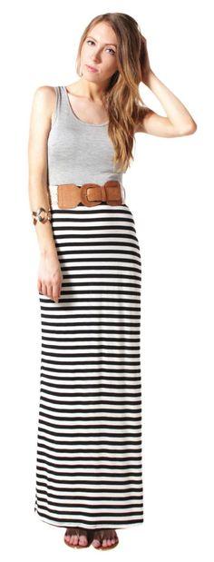 Southern maxi dress