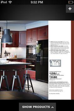 Kitchen idea - http://fashionablehomes.net/kitchen-idea-60/ - #Fashionable homes #home decor #design #ideas #wedding #living room #bedroom #bathroom #kithcen #shabby chic furniture