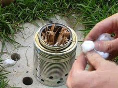This simple, DIY stove can boil water in minutes using only a few twigs. Here's how to build it.