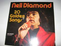 Neil Diamond - 20 Golden Songs , mint All You can listen to - Versand DE only 3€