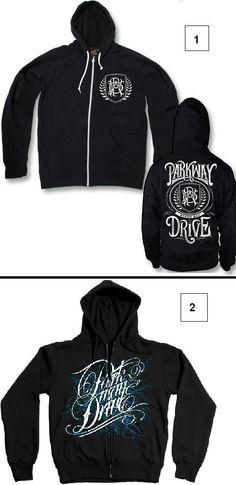 Parkway Drive - Zip Hoodie