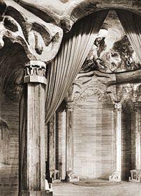 1st Goetheanum  - Interior