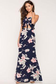 Bold Beauty Maxi Dress