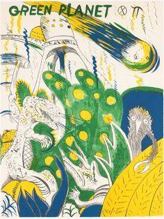 H.C. Westermann's See America First series | art | Pinterest ...