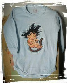 Body baby Goku
