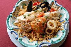 Cous Cous di pesce alla siciliana xxx