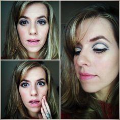 Lista para #lamenesunda en #mamba  con mi Make up años 60. A maquillar!! . #makeup #makeupvideoss #makeupartist #makeupaddict #buenosaires #argentina