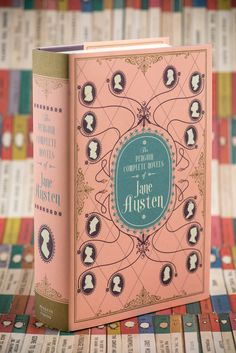 The Complete Penguin Jane Austen - few novelists have conveyed the subtleties and nuances of their own social milieu with the wit and insight of Jane Austen. Read more at http://www.penguin.co.uk/nf/Book/BookDisplay/0,,9780670919697,00.html#QRAU3eBzY2FDPkbi.99