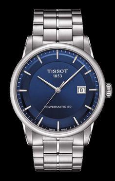 Offizielle Tissot Website - Uhren - T-Classic - TISSOT LUXURY AUTOMATIC - T0864071104100