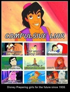 Some Disney logic for the night :)