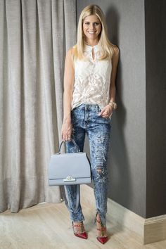 Look do dia - Lala Rudge e Maria Rudge