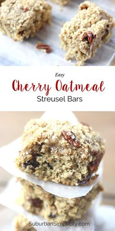 This Cherry Oatmeal