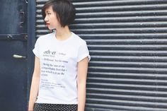 i am OTHER t-shirt by Le monde de Tokyobanhbao.