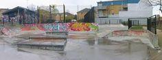 Image result for urban skateparks