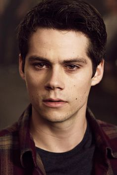 "Dylan O'Brien as ""Stiles Stilinski"" on Teen Wolf."