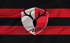 Ibaraki, Kashima Antlers, Champion, Emblem, Desktop Pictures, Japan, Colorful Wallpaper, Football, Fifa