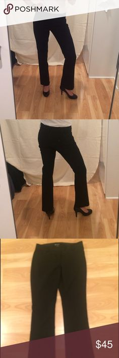 Size 2 black dress pants