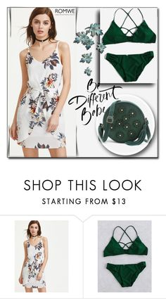 """""""ROMWE 9 / XII"""" by ozil1982 ❤ liked on Polyvore"""