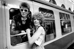 David Bowie et Angie