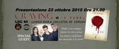 Presentazione 23 ottobre 2015 ore 21 c/o LDC 95 Lungo Dora Colletta 95, Torino - Special Guest: DRAMALOVE (live session)