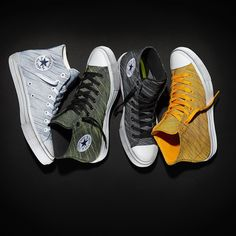 Stand out. The #ChuckII Knit Collection, now available at Converse.com or click the link in the bio to shop the full collection. #readyformore
