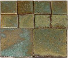 Pasadena Tile Colors:  Moss Green