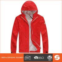 Wholesale super density wind waterproof mens spring jackets 2014