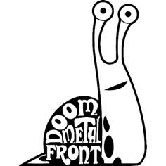 Welcome Doc Snail at DOOM METAL FRONT!