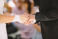 Bride and Groom - Vows