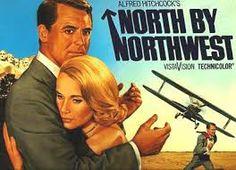 Resultado de imagem para north by northwest hitchcock