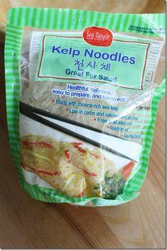Vegetarian on Pinterest | Kelp Noodles, Lentils and Moroccan Tagine ...