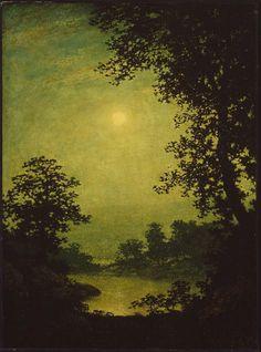 Moonlight Sonata - Ralph Albert Blakelock | Museum of Fine Arts, Boston