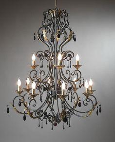 Piezas de decoracion candelabros