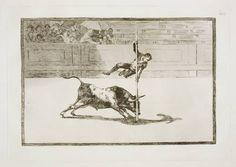 Goya en El Prado: Ligereza y atrevimiento de Juanito Apiñani en la de Madrid