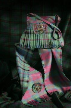 Scottish inspired tartan and plaid clothing and gifts.