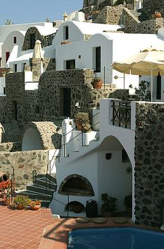TripWow is the easiest way to create and share stunning trip slideshows from your travel photos. Oia Santorini, Santorini Island, Travel Photos, Trip Advisor, Greece, Mansions, House Styles, Amazing, Greece Country